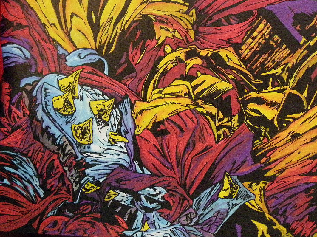 spawn - Thomas Chedeville