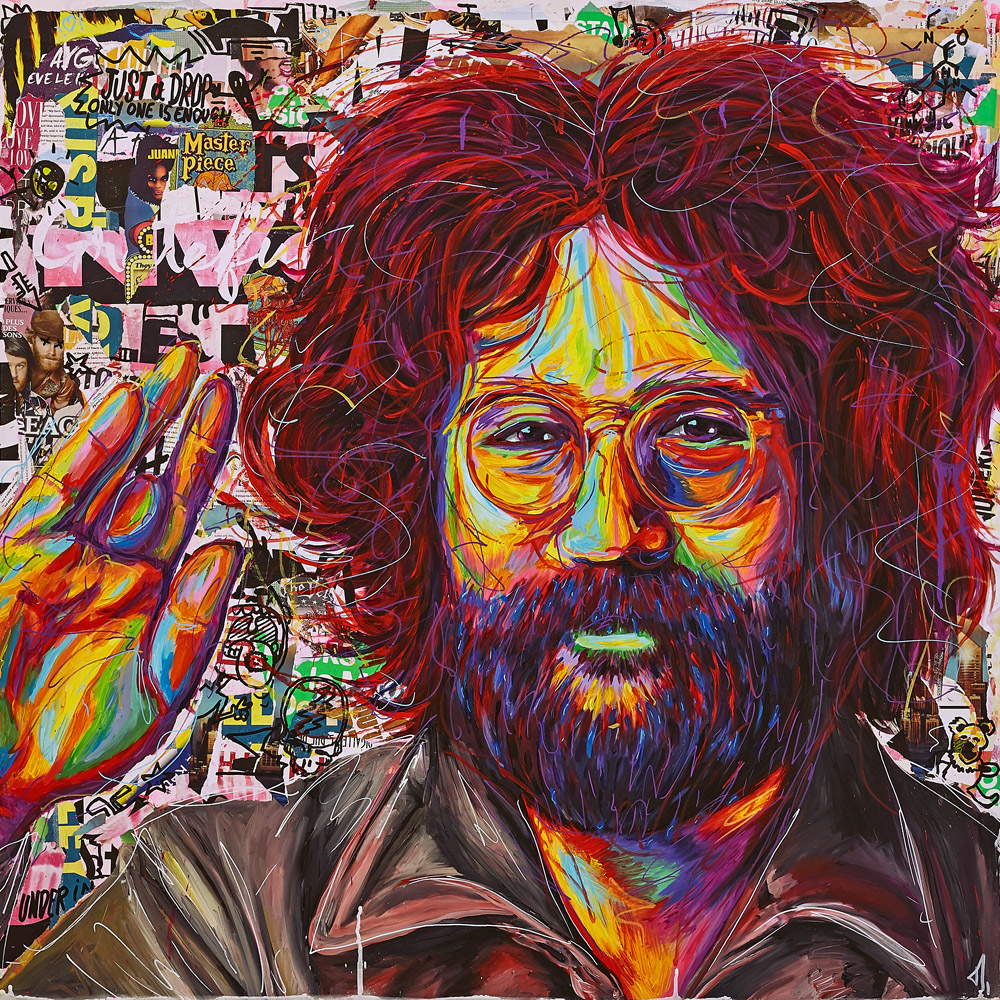 JERRY GARCIA - Thomas Chedeville