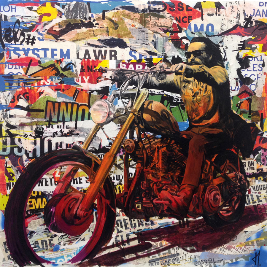 Easy Rider - Thomas Chedeville