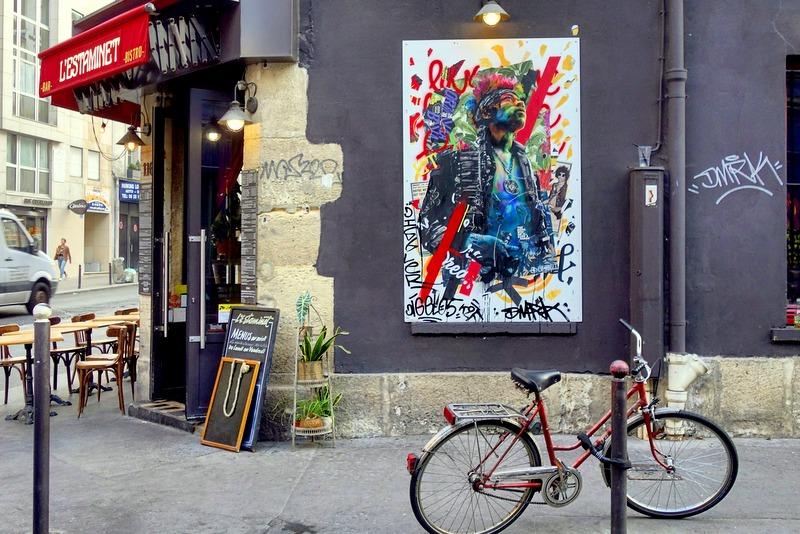 Paris, rue Oberkampf - Thomas Chedeville