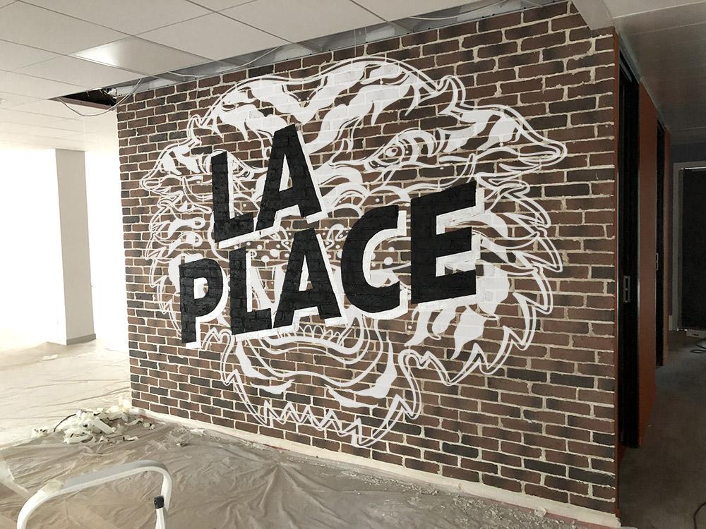 La Place – Ivry - Thomas Chedeville