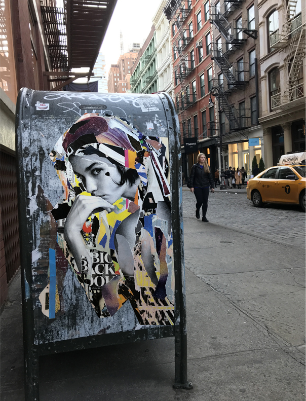 Manhattan - Thomas Chedeville
